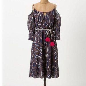 ✨ANTHROPOLOGIE✨Vanessa Virginia Convivial Dress